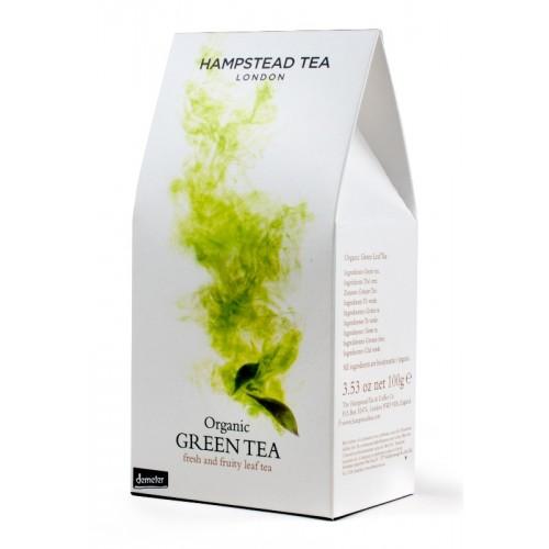 BIO zelený sypaný čaj 100g