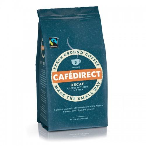Mletá káva bez kofeinu 227g