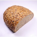 Chléb slunečnicový krájený balený 400g