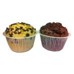 Muffin světlý vanilkový 80g