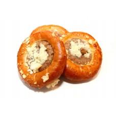 Tlačený koláček ořechový 35g