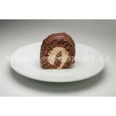 Minizákusek - čokoládová roláda 25g