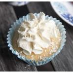 Veganský cupcakes dortíček kokos