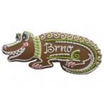 Perník Krokodýl Brno