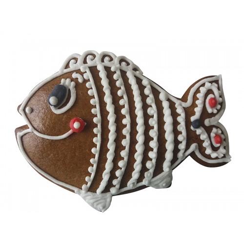 Perník vánoční Veselá ryba
