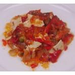 Salát bez majonézy - Feferonkový  1 kg