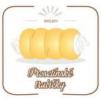 Prosetínské trubičky (kremrole), máslové trubičky