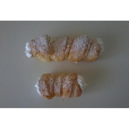 Prosetínská svatební trubička (kremrole)