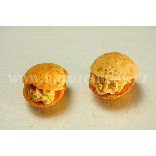 Svatební cukroví - slepované ořechy 1 kg