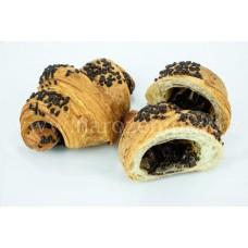 Croissant máslový s kousky čokolády 80g